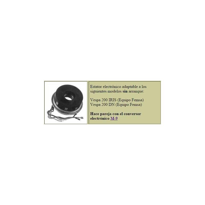 Stator de encendido electronico Levistronic VESPA 200 sin arranque