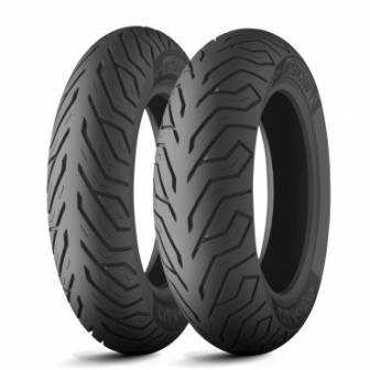 Michelin Moto 120/70-10 M/C 54l Reinf City Grip Rear Tl
