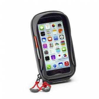 Portanavegador y Smartphone Moto Givi S956