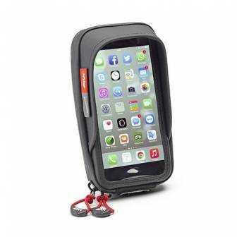 Portanavegador y Smartphone Moto Givi S957b