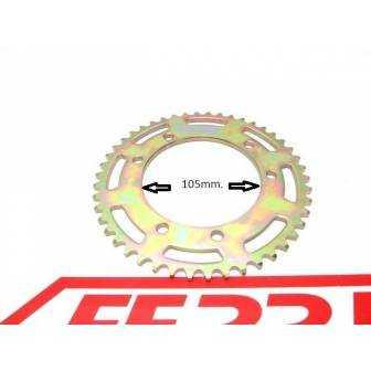 Plato de ARRASTRE para moto SENDA R2000