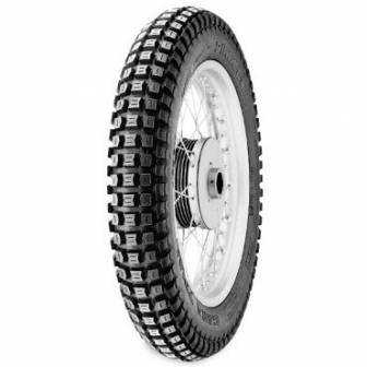 Neumático moto pirelli 4.00 - 18 64p dp tl mt 43 pro trial