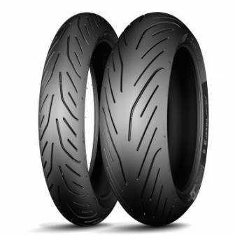 Michelin Moto 120/70 Zr17 M/C (58w) Pilot Power 3 F Tl