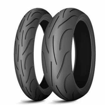 Michelin Moto 180/55 Zr17m/C (73w) Pilot Power 2ct Rear Tl