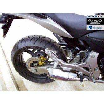 Soporte Antirobo Artago Honda Cbr600f- 11 K206cb