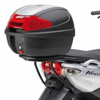 Fijacion Givi Sr366 Moto Mbk/Yamaha