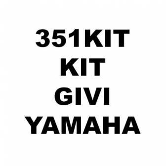 Kit GIVI 351 KIT para moto YAMAHA