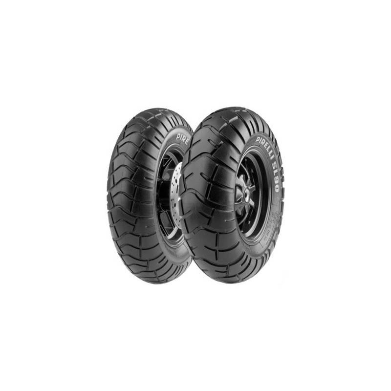 Neumático moto pirelli 120/90 - 10 57l tl sl 90