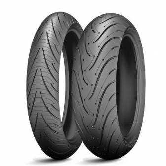 Michelin Moto 120/70 Zr17 M/C (58w) Pilot Road 3 Front Tl