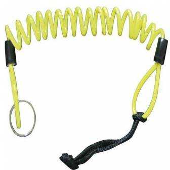 Cable Avisador Urban Amarillo 1.2m4