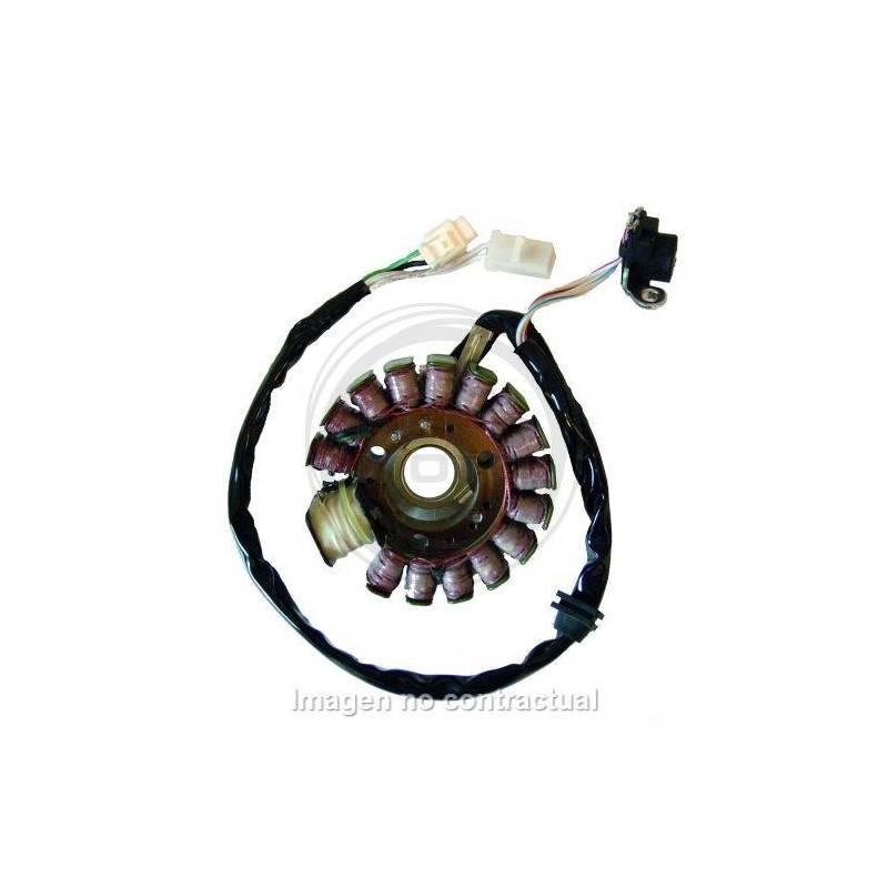 Stator de encendido electronico para moto con referencia 04163061