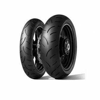 Dunlop 190/55zr17 (75w) Tl Spmax Qualifer Ii