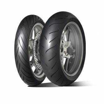 Dunlop 120/60zr17 (55w) Tl Spmax Roadsmart Ii