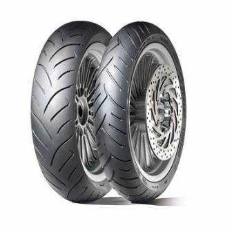 Dunlop 100/90-10 61j Tl Scootsmart
