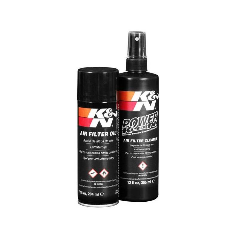 Kit limpieza KN para filtros lavable - Motorecambios V.Ferrer