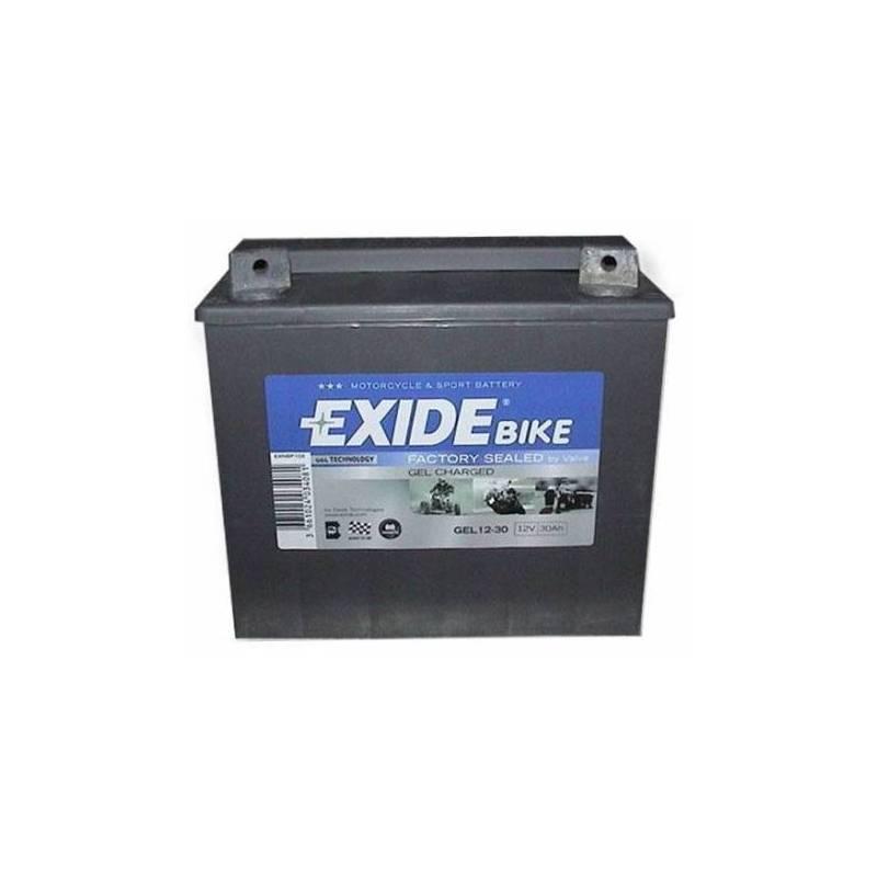 Batería EXIDE para moto modelo 12-30 GEL