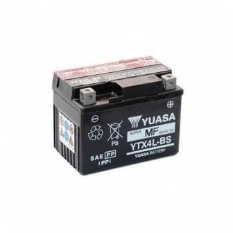 Batería de moto YUASA YTX4L-BS