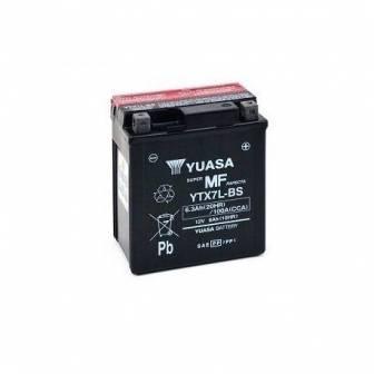 Batería de moto YUASA YTX7L-BS