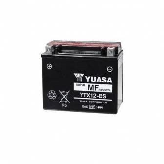 Batería de moto YUASA YTX12-BS