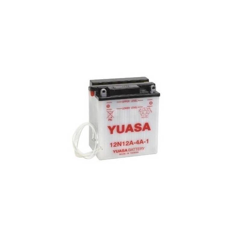 Batería de moto YUASA 12N12A-4A-1