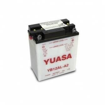 Batería de moto YUASA YB12AL-A2