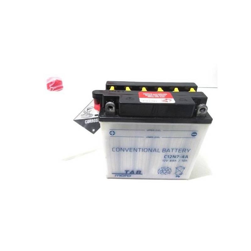 Bateria para moto TAB 12N7-4A