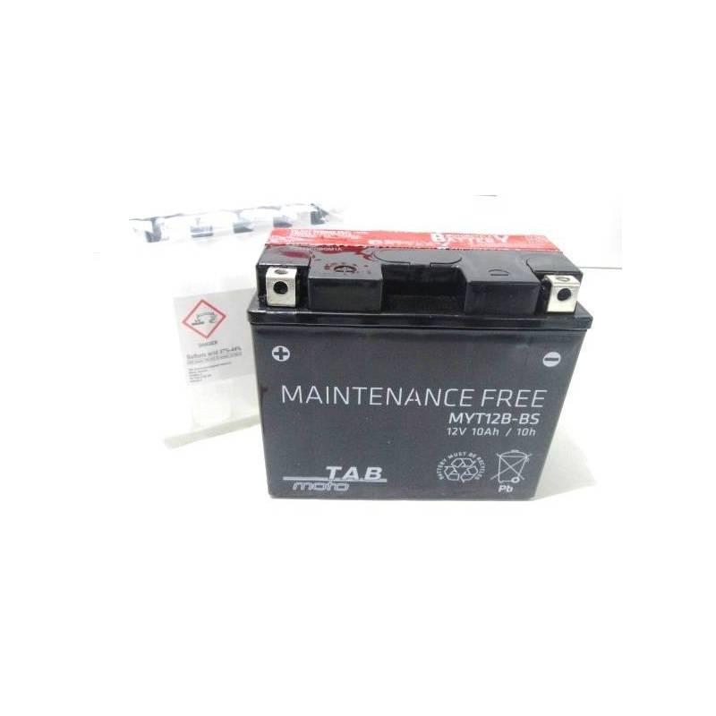 Bateria para moto TAB YT12B-BS
