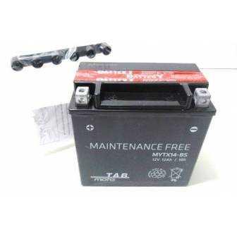 Bateria para moto TAB YTX14-BS