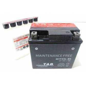 Bateria para moto TAB YTX5L-BS