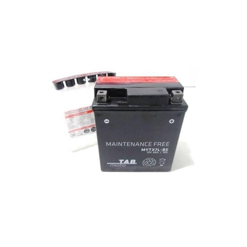 Bateria para moto TAB YTX7L-BS