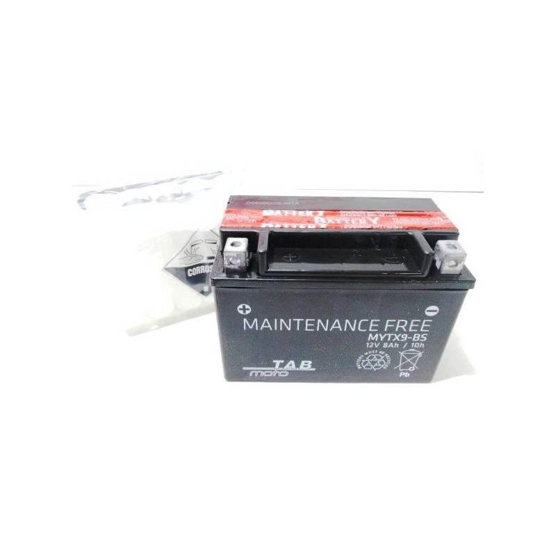 Bateria para moto TAB YTX9-BS