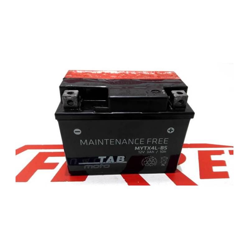 Bateria para moto TAB YTX4L-BS