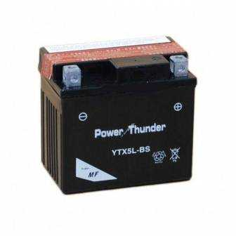 Batería moto POWER THUNDER YTX5L-BS
