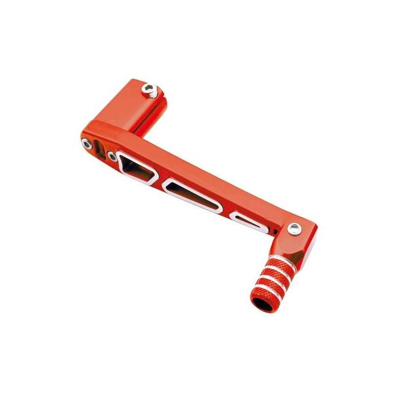 Palanca cambio moto DERBI/APRILIA Rojo 632RJ