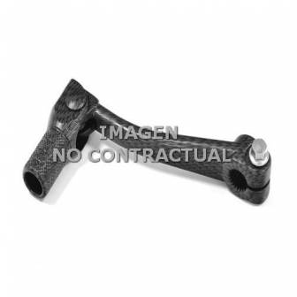 Palanca cambio AM6 Aluminio Plata 824PL