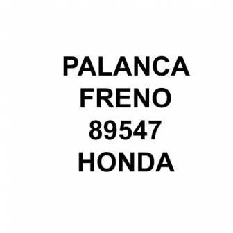Palanca freno Honda gris 89547