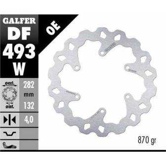 Disco Freno Wave Galfer Fijo 282x4mm Df493w