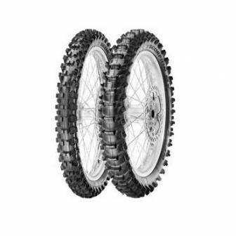 Neumático moto pirelli 100/90 - 19 57m nhs scorpion mx soft