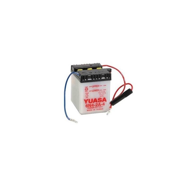 Batería de moto YUASA 6N4-2A-4