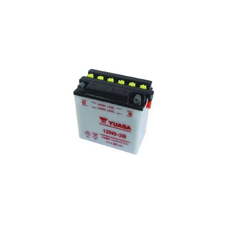 Batería de moto YUASA 12N9-3B