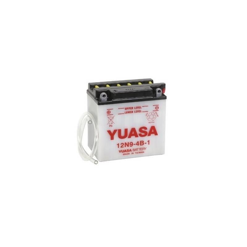 Batería de moto YUASA 12N9-4B1