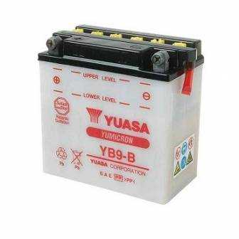 Batería de moto YUASA YB9-B