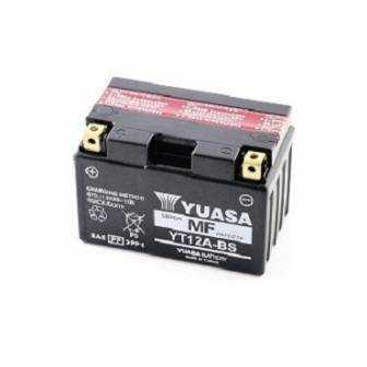 Batería de moto YUASA YT12A-BS