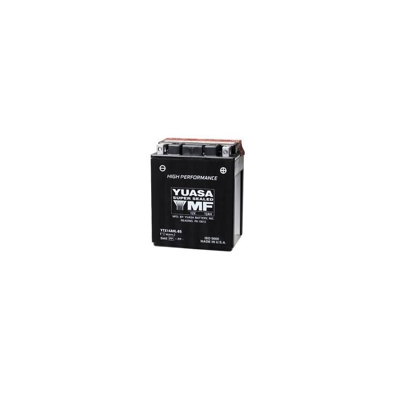 Batería de moto YUASA YTX14AHL-BS