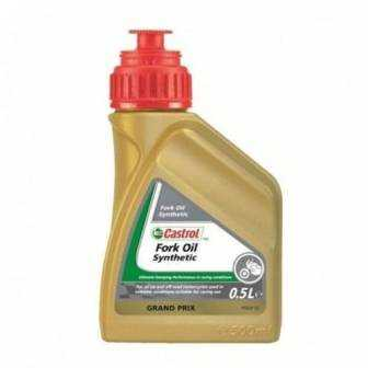 Aceite CASTROL para horquilla FORK OIL SAE 5w 500ml