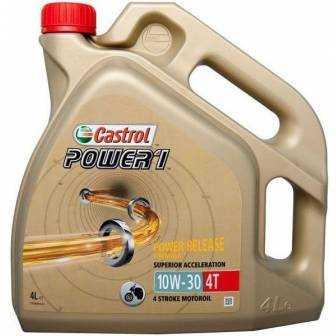 CASTROL MOTO POWER 1 4T 10W-30 4 LITROS