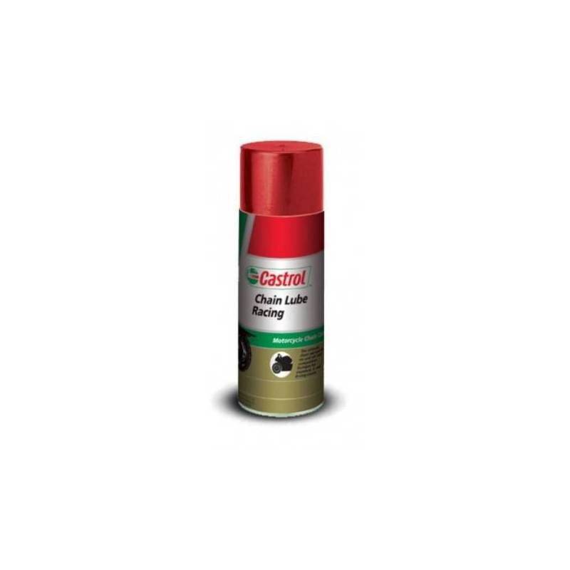 Grasa CASTROL spray cadena racing CHAIN Ceramic 400ml