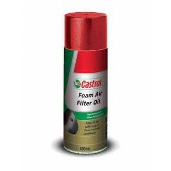 Aceite CASTROL SPRAY libricante filtros aire 400ml