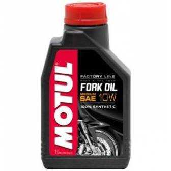 Aceite horquillas Motul Moto Fork Oil Factory 10W 1 litro