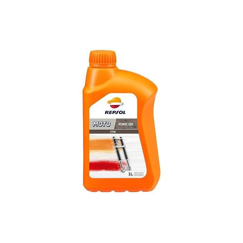 Aceite horquillas Repsol Moto Fork Oil 10W 1 litro